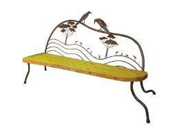 Magpie Outdoor Garden Bench Seat