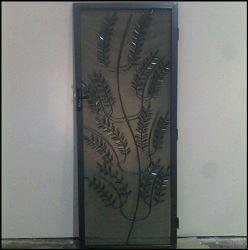 Olive Branch Door