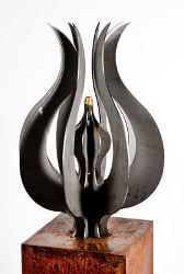 Tulip 2 Sculpture