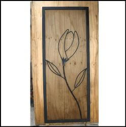 Tulip Screen Door