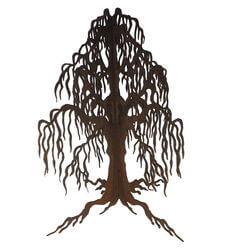 Willow Tree Standing Garden Art
