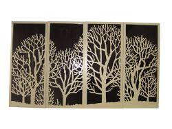 Winter Tree Doors