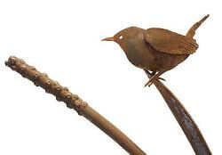 Wren on Double Reeds